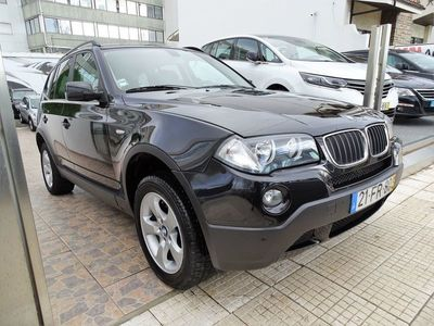 usado BMW X3 2.0 dA PACK SPORT LCI