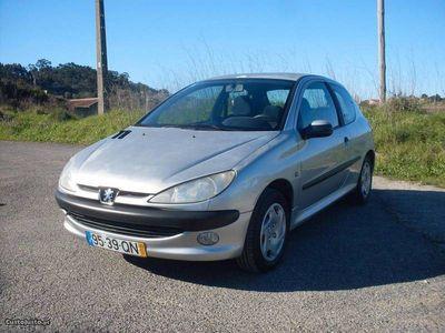 usado Peugeot 206 1.1 124mil kms