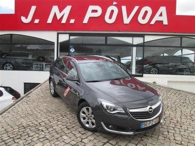 used Opel Insignia Sports Tourer 2.0 CDTI Executive S/S