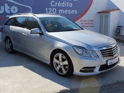 usado Mercedes E300 HYBRID AVANTGARD