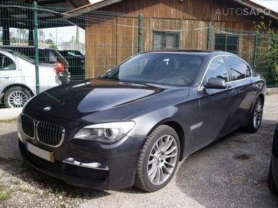 usado BMW 740 Série 7 d xDrive (306cv) (4p)