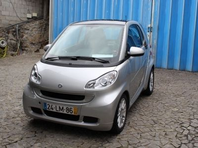usado Smart ForTwo Coupé Passion 1.0 MHD