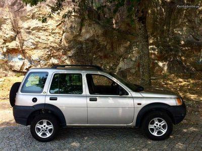 gebraucht Land Rover Freelander 2.0 TD 5 portas