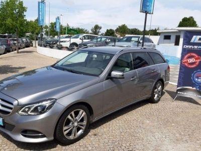 brugt Mercedes E300 E300 BLUETEC HYBRID AVANTGARDE NACIONAL