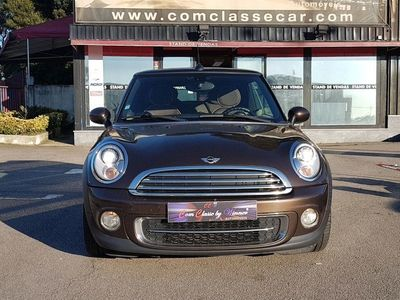 usado Mini Cooper Cabriolet 1.6 D