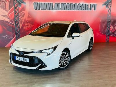 usado Toyota Corolla Touring Sports 1.8 Hybrid Comfort+P.Sport