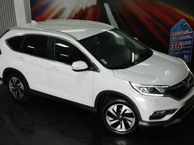 usado Honda CR-V 1.6 i-DTEC Lifestyle C. Navi