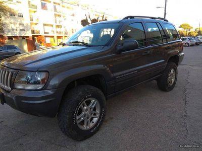 usado Jeep Grand Cherokee 2.7CRD Laredo
