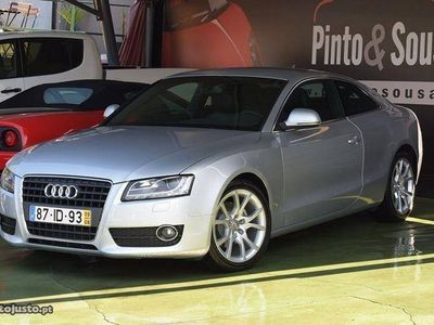 brugt Audi A5 2.0 TDI Coupé Sport