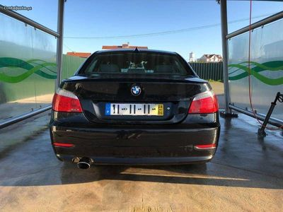 gebraucht BMW 520 LCI