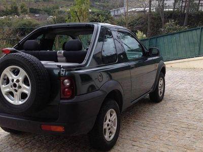 gebraucht Land Rover Freelander Hard top