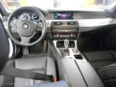 usado BMW 525 Série 5 d Exclusive Auto 126g