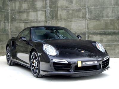 usado Porsche 911 Turbo S 991 - Approved 05/2021