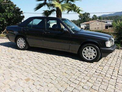 usado Mercedes 190 2.5 turbodiesel