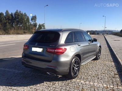 usado Mercedes GLC250 Classed 4-Matic (204cv) (5p)