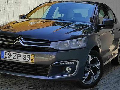 usado Citroën C-Elysee I 1.6 BlueHDi Shine