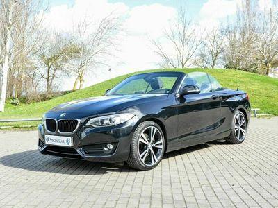 usado BMW 220 d Line Sport