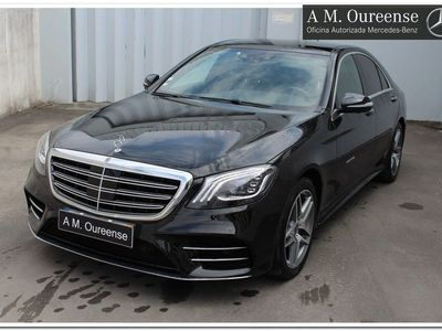 usado Mercedes S400 d | AMG