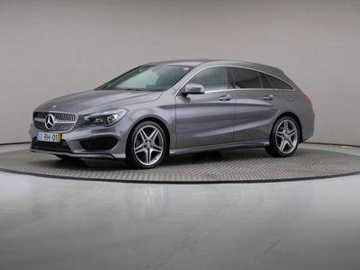 usado Mercedes CLA180 CLA-Klassed AMG Line Aut.