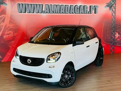 usado Smart ForFour Electric Drive Perfect