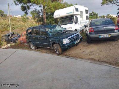 usado Suzuki Grand Vitara passageiros