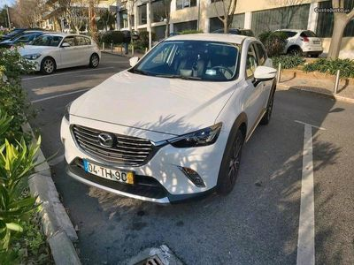 usado Mazda CX-3 Excellence Navi Full Pele + Bose