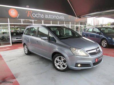 usado Opel Zafira 1.9 cdti Como Novo