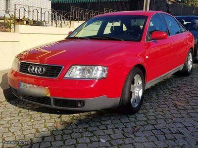 brugt Audi A6 4x4