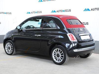 usado Fiat 500C 1.2 Caixa Automática