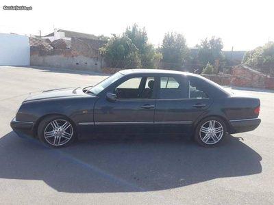 usado Mercedes E200 Gasolina