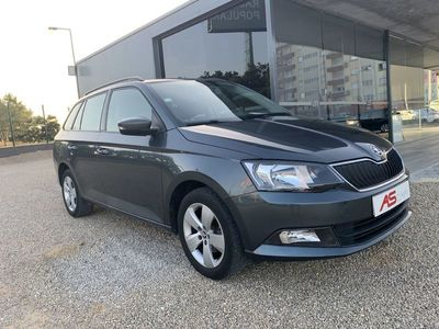usado Skoda Fabia Break 1.0 Ambition