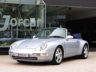 usado Porsche 911 Carrera 4 Cabriolet 993