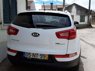 used Kia Sportage More