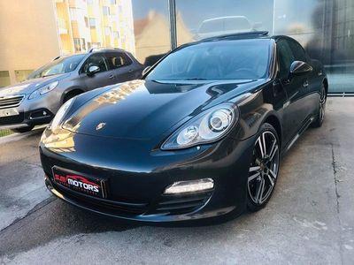 usado Porsche Panamera PLATINIUM EDITION