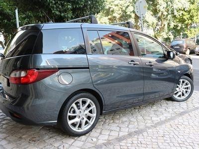 gebraucht Mazda 5 MZR-CD 1.6 S.W. (115cv) (5p)