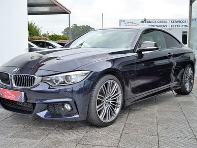 gebraucht BMW 420 d Coupe Pack M