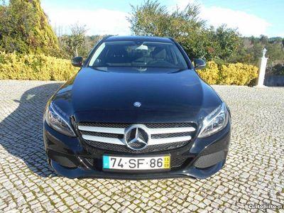 usado Mercedes C200 Blue TEC automatica -