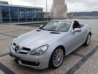 usado Mercedes SLK200 Kompressor AMG Nacional