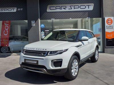usado Land Rover Range Rover evoque 2.0TD4 DYNAMIC TECTO PANORAMICO