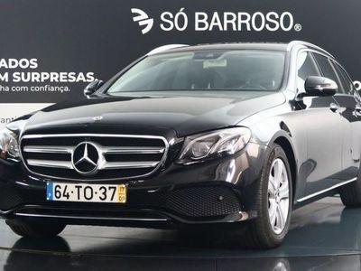 usado Mercedes E220 Station Avantgarde Auto