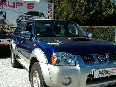 usado Nissan Navara 2.5di 4x4