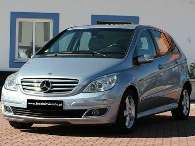 usado Mercedes B200 Cdi (140cv)