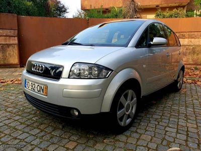 second-hand Audi A2 1.4 i Ambient