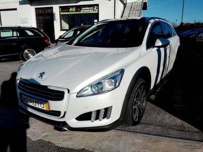 brugt Peugeot 508 RXH 2.0Hdi Hybrid