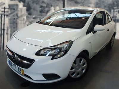 usado Opel Corsa E Van 1.3 CDTi Business com Iva Dedutível