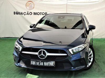 usado Mercedes A180 D Progressive Aut.