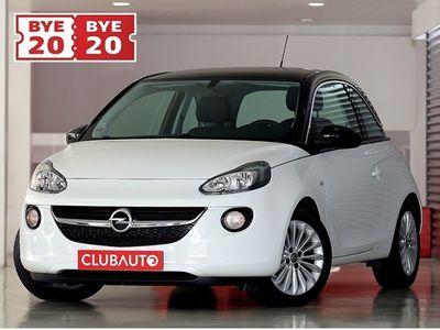 usado Opel Adam 1.2 GLAM c/Teto Panorâmico
