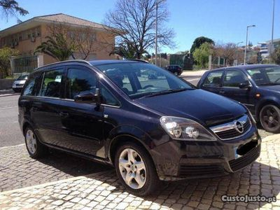 used Opel Zafira 1.9 CDTI 120cv