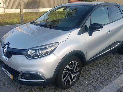 usado Renault Captur 1.5 Exclusive Dci