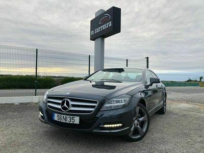 usado Mercedes CLS350 ---